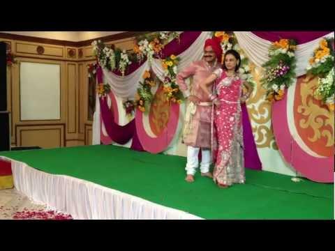 Anand Prachi Dance Sangeet Sandhya 19 Jan 2013