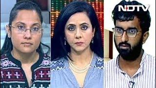 Raneeti: Violence During Vote Counting of JNUSU Polls - NDTV