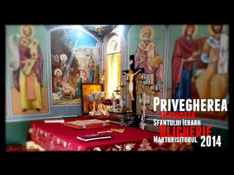 Priveghere FULL Sf Glicherie 2014 HQ Audio