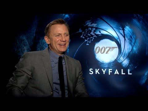 SKYFALL Interviews: Daniel Craig, Javier Bardem, Judi Dench, Berenice Marlohe and Naomie Harris