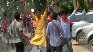 ABVP sweeps Delhi University polls, first big win in 18 years - NDTV
