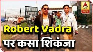 ED raids Robert Vadra's associates in defence deals bribery case - ABPNEWSTV