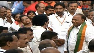 Brahmotsavam continues on 8th day in Tirumala | CVR News - CVRNEWSOFFICIAL