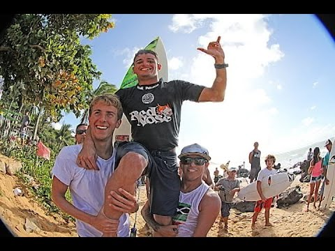 TV Costa Norte - Deivid Silva é vice-campeão do Vans Pro em Virginia Beach (EUA)