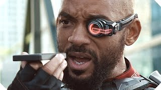 """SUICIDE SQUAD -""""Learn How To Negociate With Deadshot"""" - Movie CLIP (2016) - FILMSACTUTRAILERS"""