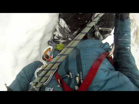 Mixed Climbing Avalanche Accident.m4v