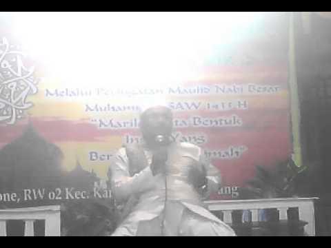 Ki Jablai di Cimone Kota Tangerang ( KH Amin Fauzi )