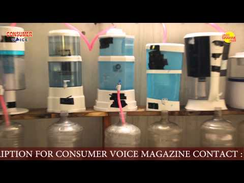 Consumer VOICE finds out in its product analysis as to which water purifier is best for u...