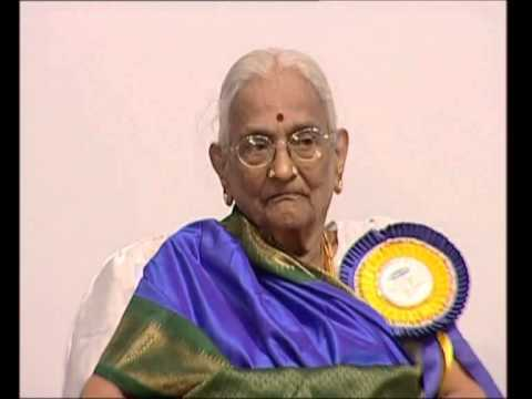 T.T. Rangarajan speech on salute to mothers -2012
