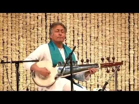 Sarod Virtuoso Amjad Ali Khan| Singing Sarod | Raga Durga | New Delhi | 27th March, 2014