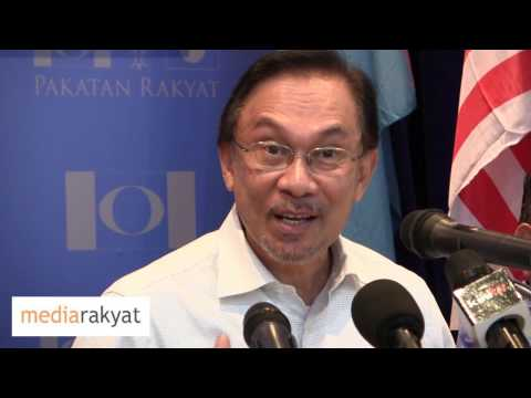 (MH370) Anwar Ibrahim: We Made A Major Blunder From The Beginning