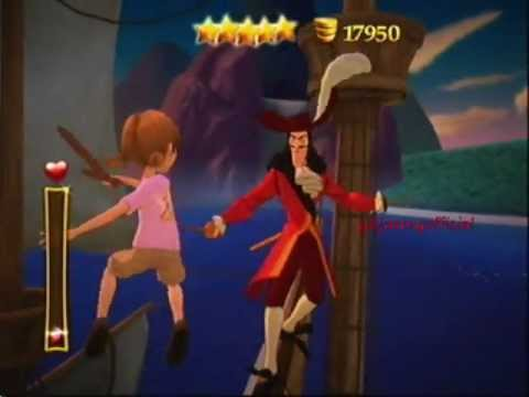 Kinect Disneyland Adventures Xbox 360 Playthrough Part 13
