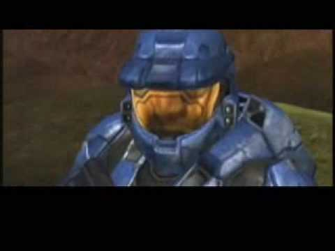 Caboose Red Vs Blue. Funny Red vs Blue Videos