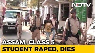 Class 5 Student, Set On Fire After Alleged Gang-rape In Assam, Dies - NDTV