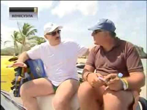 Лукашенко: «Интервью в трусах я еще не давал»…