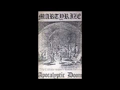 Martyrize [JPN] - Apocalytpic Doom (1989) Full Demo
