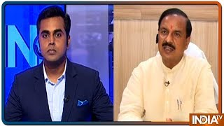 "Sam Pitroda Is ""Shame"" Pitroda, Says Mahesh Sharma In An Exclusive Interview With India TV - INDIATV"