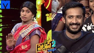 Patas 2 - Pataas Latest Promo - 10th April 2019 - Anchor Ravi, Sreemukhi - Mallemalatv - MALLEMALATV