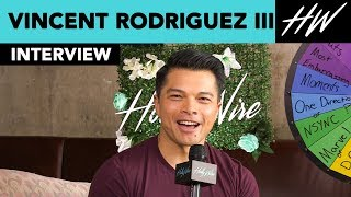 Crazy Ex-Girlfriend Vincent Rodriguez Comes Clean About Pranking Rachel Bloom On-set!! | Hollywire - HOLLYWIRETV