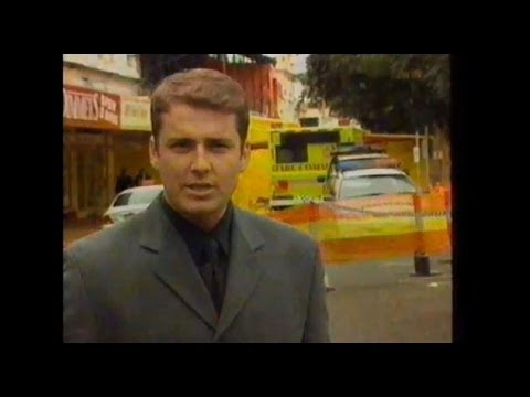 National Nine News Brisbane: Childers Hostel Fire (2000) - 3