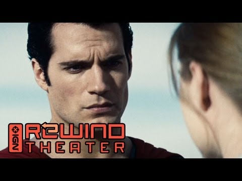 IGN Rewind Theater - Man of Steel Trailer #5