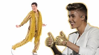 Justin Bieber's Favorite Video is Not What You'd Expect! (WEIRD THIS WEEK) - HOLLYWIRETV