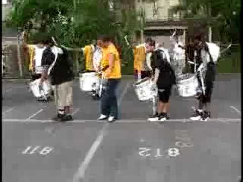 Black Fire Percussion
