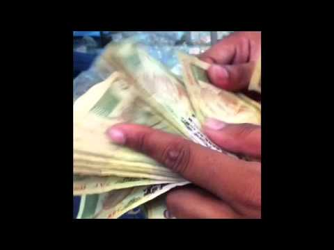 FASTEST AND BEST WAY OF  money counting .!!