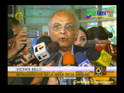 MUD  denuncia Violación de las normas-Chavez usa Menores en propaganda-El Resaltador- Globovisión