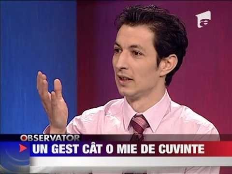 Limbajul Trupului - Marian Rujoiu - Observator Antena 1
