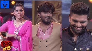 Sekhar Master Funny Punch on Sudheer - Dhee Jodi Grand Finale Power Promo - 4th September 2019 - MALLEMALATV