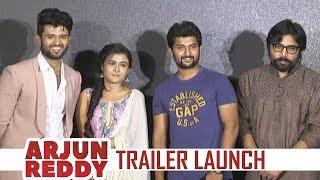 Arjun Reddy Movie Theatrical Trailer Launch | Vijay Deverakonda | Shalini | TFPC - TFPC