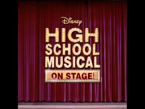 Breaking Free INSTRUMENTAL - Stage Song (High School Musical)
