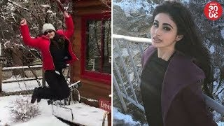 Preity Zinta Enjoys Her Holidays In California | Mouni Roy Shows Off Her Dance Moves - ZOOMDEKHO