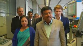 23 Jun, 2018: Indian oil minister meets German education minister in Berlin - ANIINDIAFILE