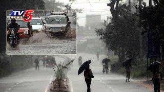 హైదరాబాద్ లో భారీ వర్షం !! | Heavy Rain Batters Hyderabad | TV5 News - TV5NEWSCHANNEL