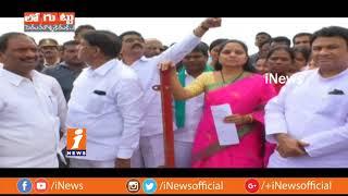 Dissent Growing In Nizamabad TRS | High Priority To Jumping Leaders | Loguttu | iNews - INEWS
