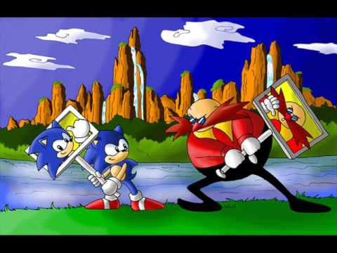 Sonic CD: Robotnik's Theme