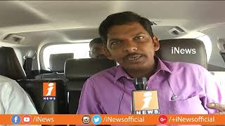 Kukatpally TRS MLA Candidate Madhavaram Krishna Rao Election Campaign | Day With Leader | iNews - INEWS