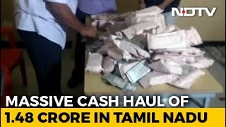 Rs. 1.5 Crore In Cash Seized From TTV Dhinakaran's Partyman In Tamil Nadu - NDTV