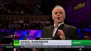 Sound of Brexit: Conductor's agitational speech at BBC Proms sparks controversy - RUSSIATODAY