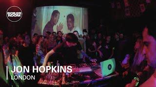 Watch Jon Hopkins LIVE in the Boiler Room - Video