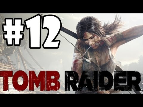 "Tomb Raider 2013 Walkthrough: Part 12 ""Solarii Fortress"" (XBOX 360/PS3/PC/GAMEPLAY)"