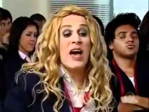 Show do Tom   Revoltados, paródia da novela Rebelde Br 18 04   YouTube