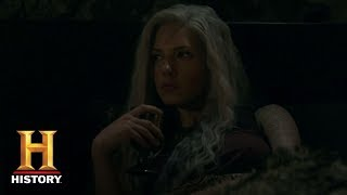 Vikings: Bishop Heahmund Needs Lagertha's Help | 'A New God' Airs Dec. 12 at 9/8c | History - HISTORYCHANNEL