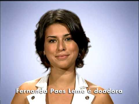 ADOTE - Comercial Fernanda Paes Leme