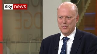 Grayling: Better deal than staying in EU - SKYNEWS