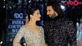 Ranveer Singh & Alia Bhatt win the Best Actor & Best Actress awards | Bollywood News - ZOOMDEKHO