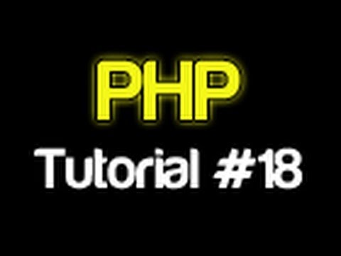 PHP Tutorial 18 - Functions (PHP For Beginners)
