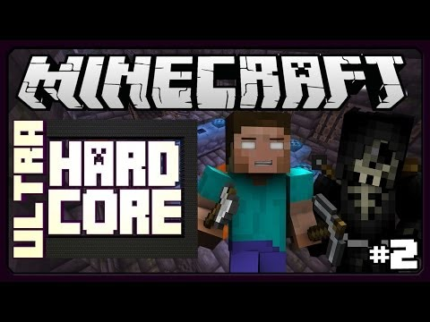 Minecraft: ULTRA HARDCORE (UHC Part 2)